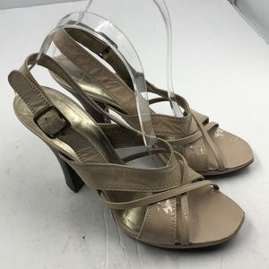 Costume National Patent Leather Heels EU 39 US 9